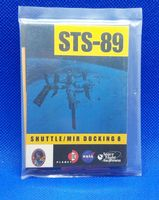NASA STS-89 Set of 10 Space Shuttle Mission Cards
